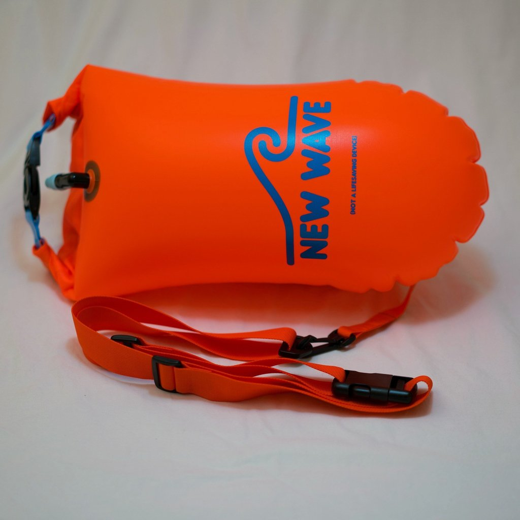 db5e9263a20 New Wave Open Water Swim Buoy – Large (20 liter) – Southeast Storm ...